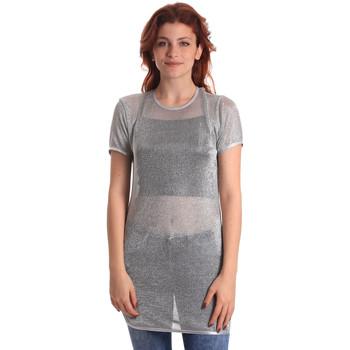 Odjeća Žene  Topovi i bluze Fornarina BE175J69H27090 Siva
