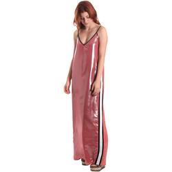 Odjeća Žene  Duge haljine Fornarina BE178D61CA05E9 Ružičasta