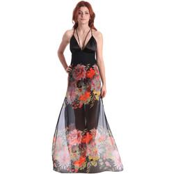 Odjeća Žene  Duge haljine Fornarina BE178D67CA0700 Crno