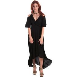 Odjeća Žene  Duge haljine Fornarina BE178D69CA2000 Crno