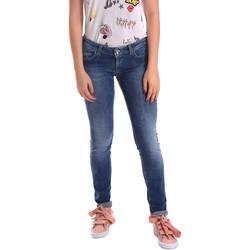 Odjeća Žene  Skinny traperice Fornarina BER1H27D709R59 Plava