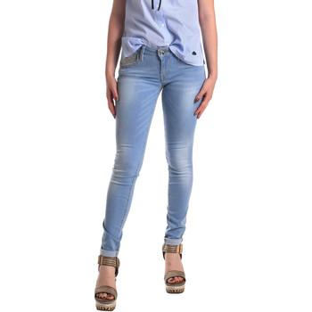Odjeća Žene  Skinny traperice Fornarina BER1H37D709R60 Plava