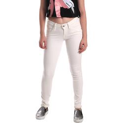 Odjeća Žene  Skinny traperice Fornarina BER1H37D73409S Bijela