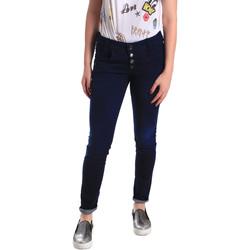 Odjeća Žene  Skinny traperice Fornarina BER1I02D784R50 Plava