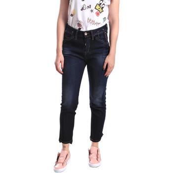 Odjeća Žene  Slim traperice Fornarina BER1I44D790V3 Plava