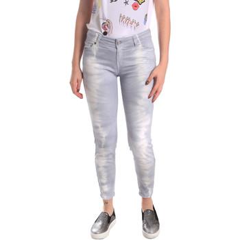 Odjeća Žene  Boyfriend traperice Fornarina BER1L01D851GD Siva