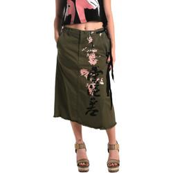 Odjeća Žene  Suknje Fornarina SE172C10G29231 Zelena