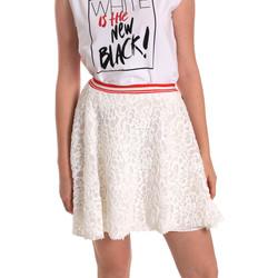 Odjeća Žene  Suknje Fornarina SE172C12H26509 Bijela