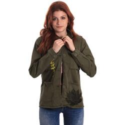 Odjeća Žene  Košulje i bluze Fornarina SE173C28G29231 Zelena