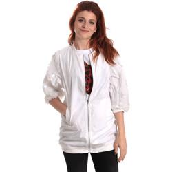 Odjeća Žene  Vjetrovke Fornarina SE173C31N30009 Bijela