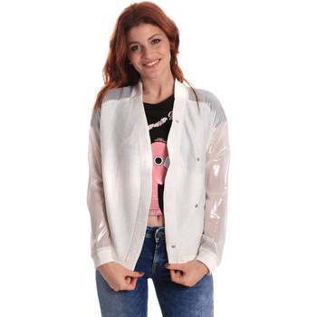 Odjeća Žene  Kratke jakne Fornarina SE173C37I06809 Bijela