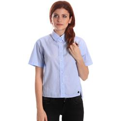 Odjeća Žene  Košulje i bluze Fornarina SE174567CA1218 Plava