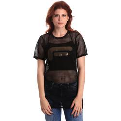 Odjeća Žene  Topovi i bluze Fornarina SE175J69H26600 Crno