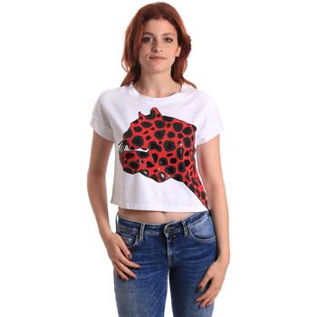 Odjeća Žene  Majice kratkih rukava Fornarina SE175L32JG0709 Crvena
