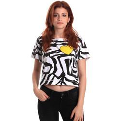 Odjeća Žene  Majice kratkih rukava Fornarina SE175L35JG0700 Crno