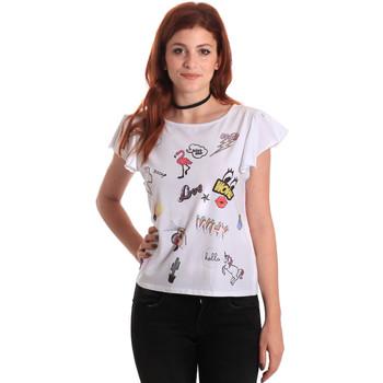 Odjeća Žene  Topovi i bluze Fornarina SE175L40JG0709 Bijela