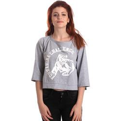 Odjeća Žene  Sportske majice Fornarina SE176841F42706 Siva