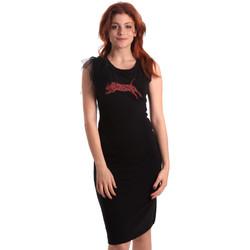 Odjeća Žene  Kratke haljine Fornarina SE178D55F42400 Crno