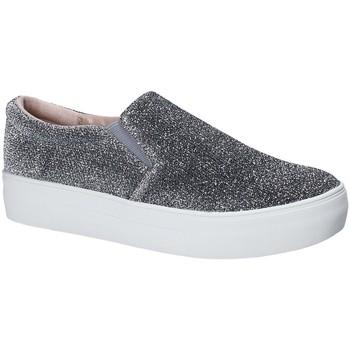 Obuća Žene  Slip-on cipele Fornarina PE17EY1118G090 Siva