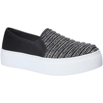 Obuća Žene  Slip-on cipele Fornarina PE17RY1111S000 Crno