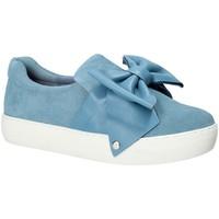 Obuća Žene  Slip-on cipele Fornarina PE17YM9608S018 Plava