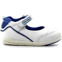 Obuća Djevojčica Balerinke i Mary Jane cipele Chicco 01057491 Bijela