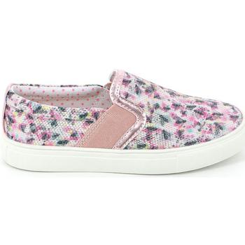 Obuća Djeca Slip-on cipele Grunland SC3259 Ružičasta
