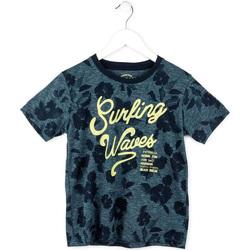 Odjeća Dječak  Majice kratkih rukava Losan 713 1009AA Plava