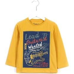 Odjeća Djeca Puloveri Losan 625 1014AC Žuta boja