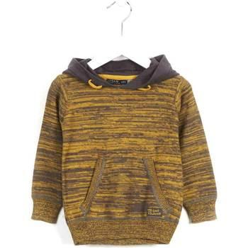 Odjeća Djeca Sportske majice Losan 625 5005AC Žuta boja