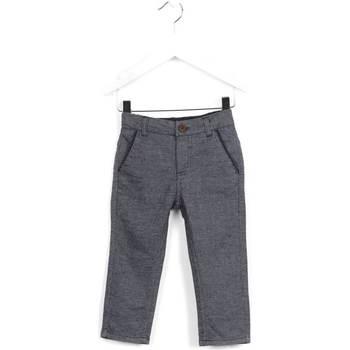 Odjeća Djeca Chino hlačei hlače mrkva kroja Losan 625 9731AC Plava