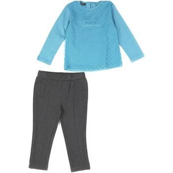 Odjeća Djevojčica Dječji kompleti Losan 626 8027AD Plava