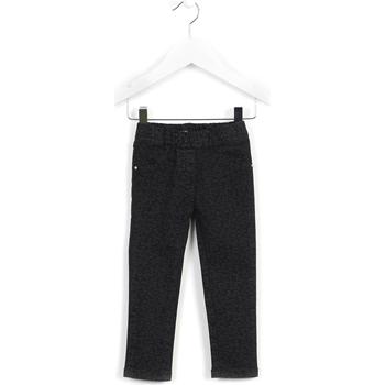Odjeća Djeca Slim traperice Losan 626 9002AD Crno