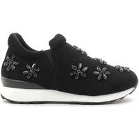 Obuća Djevojčica Slip-on cipele Holalà HS040001S Crno