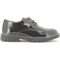 Obuća Djeca Derby cipele Lulu LL130009S Crno