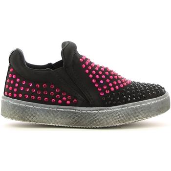 Obuća Djevojčica Slip-on cipele Lulu LS150024T Crno