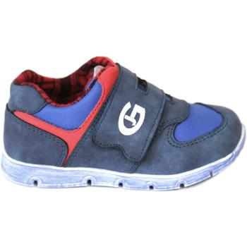 Obuća Dječak  Niske tenisice Grunland PP0157 Plava