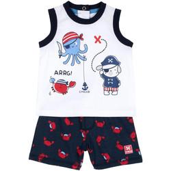 Odjeća Dječak  Dječji kompleti Chicco 09076373000000 Plava