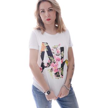 Odjeća Žene  Majice kratkih rukava Fracomina FR20SP368 Bijela