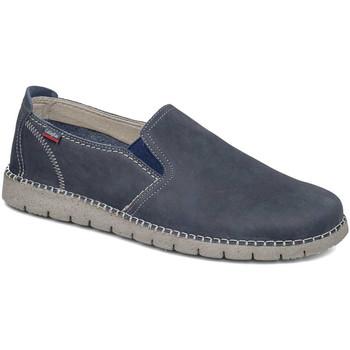Obuća Muškarci  Slip-on cipele CallagHan 84701 Plava