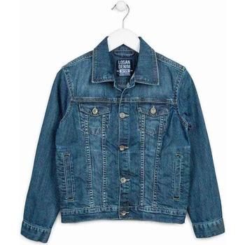 Odjeća Djeca Traper jakne Losan 713 2650AA Plava
