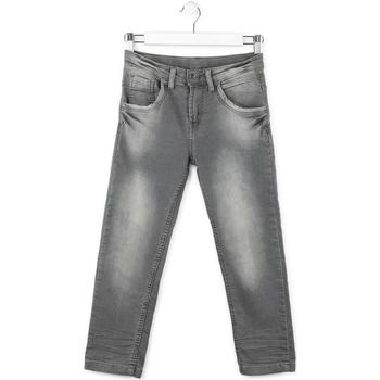 Odjeća Djeca Slim traperice Losan 713 6012AA Siva