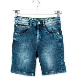 Odjeća Dječak  Bermude i kratke hlače Losan 713 9006AA Plava