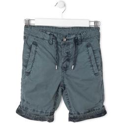 Odjeća Dječak  Bermude i kratke hlače Losan 713 9008AA Zelena