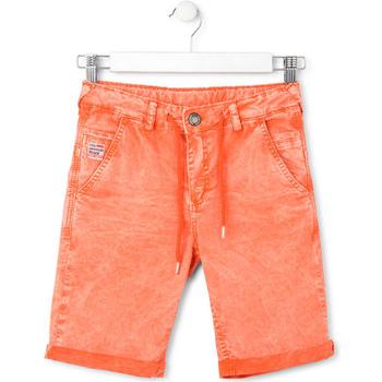 Odjeća Djeca Bermude i kratke hlače Losan 713 9010AA Naranča