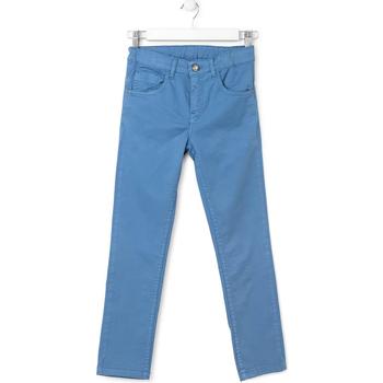 Odjeća Djeca Hlače s pet džepova Losan 713 9653AA Plava