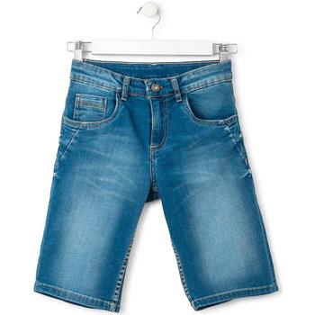 Odjeća Dječak  Bermude i kratke hlače Losan 713 9660AA Plava
