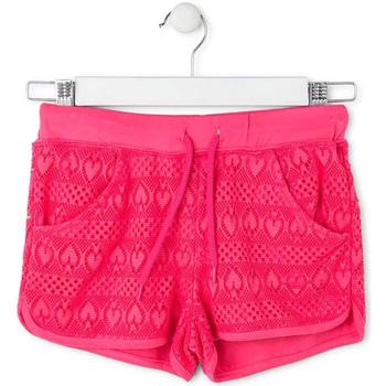 Odjeća Djevojčica Kupaći kostimi / Kupaće gaće Losan 714 6010AB Ružičasta