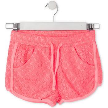 Odjeća Djeca Bermude i kratke hlače Losan 714 6021AB Ružičasta