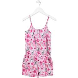Odjeća Djevojčica Kombinezoni i tregerice Losan 714 7008AB Ružičasta